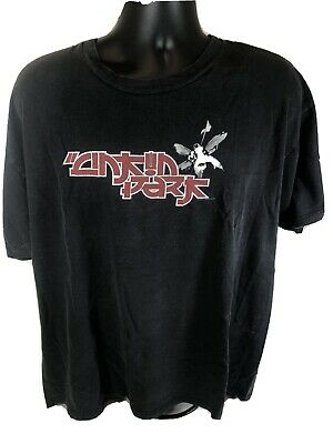 Linkin Park Shirt 2000 Original Size Adult XL V32