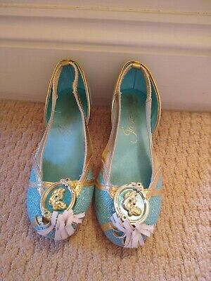 Disney Princess Jasmine Shoes size 13 to 1