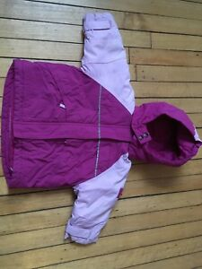 Baby girl 3 in 1 winter jacket (spring & fall)