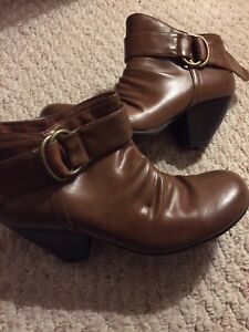 A pair of ladies boots