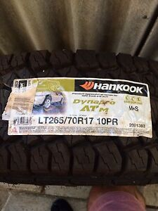 All terrain tyre 265/70R17 Hamersley Stirling Area Preview