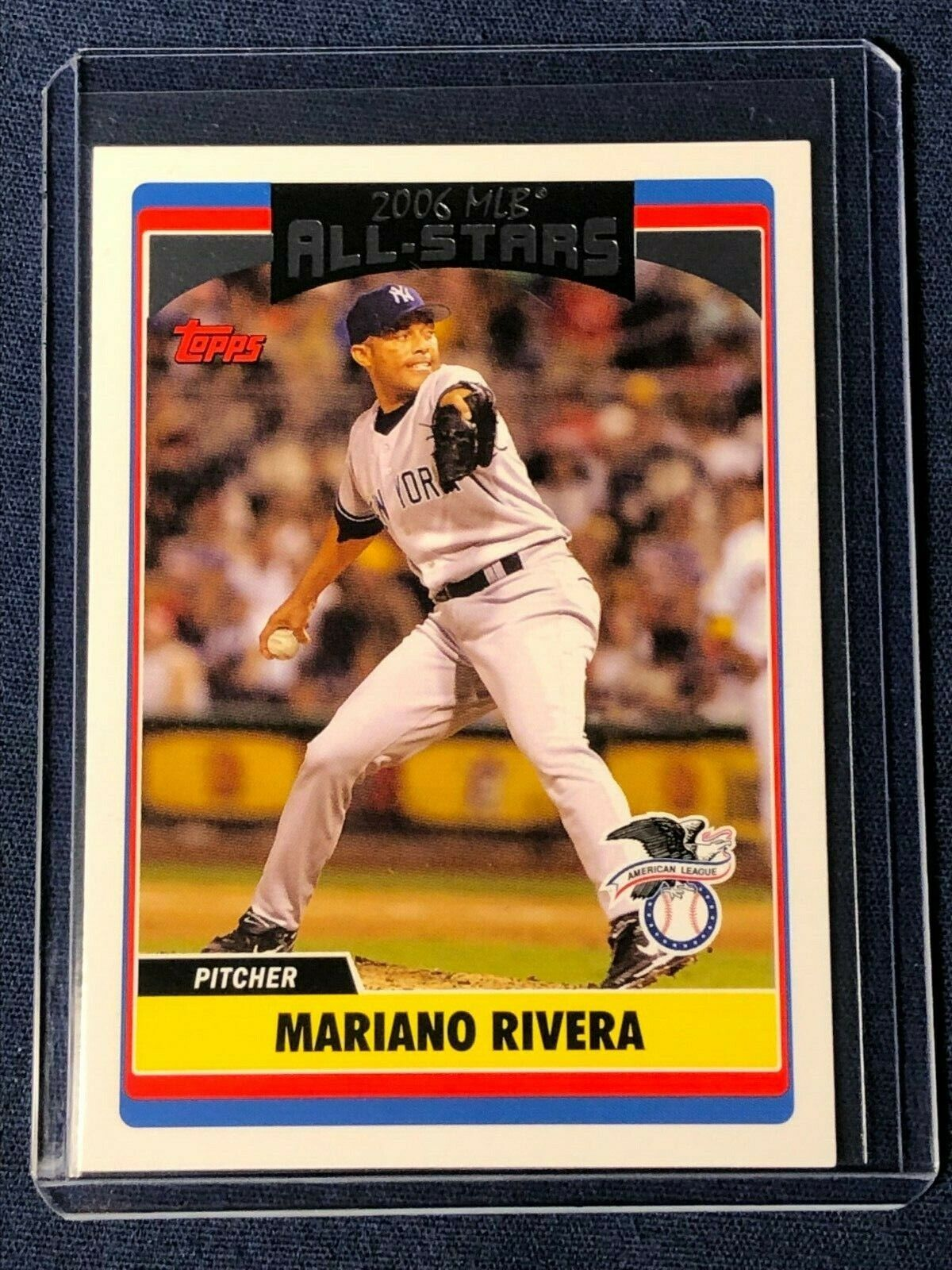 2006 Topps MARIANO RIVERA Updates & Highlights Card #UH264 New York Yankees MINT