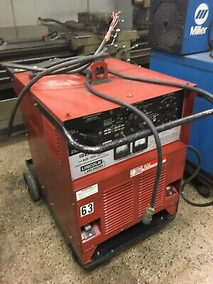 Lincoln Idealarc R3s-325 Welder - Clearance