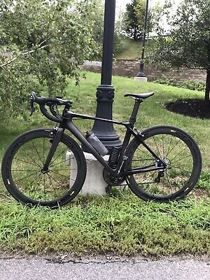 ecb30dfab17 Giant TCR Advanced SL SE Carbon Fiber Frameset Size M (Please Read  Description)
