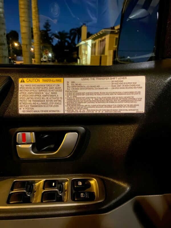 Exterior Accessories Automotive Genuine Mitsubishi Rear Hatch Tail ...