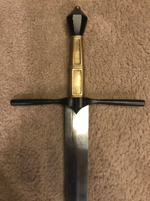 Windlass Medieval Renaissance European Old OOP Cut And Thrust Sword