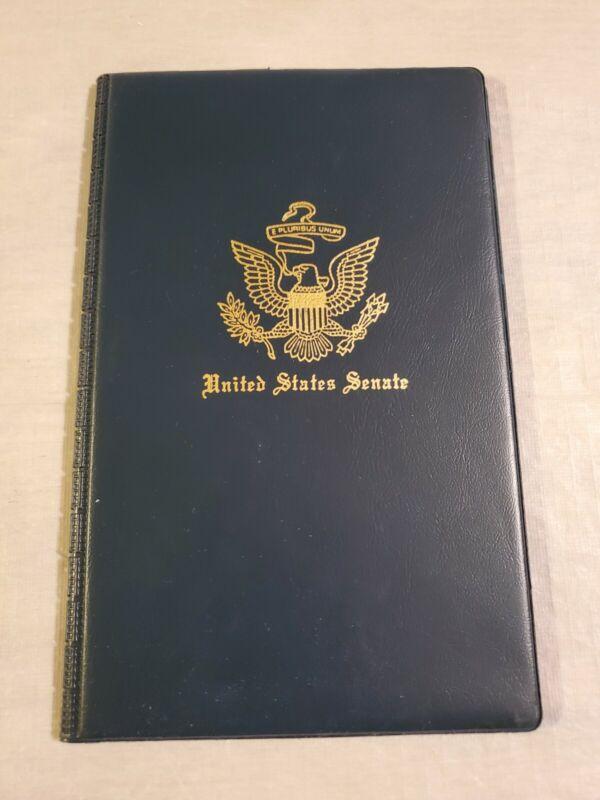 UNITED  STATES SENATE BINDER PAPER HOLDER   #1