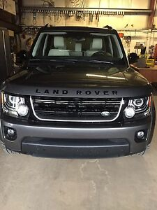 2015 Land Rover LR4 HSE Luxury