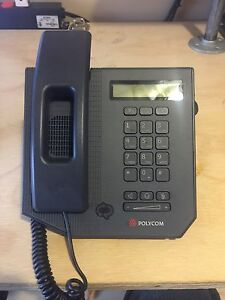 Polycom CX 300 Skype for Business phone