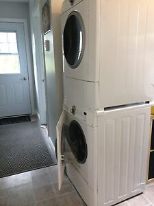 Kenmore front loading dryer & free washer