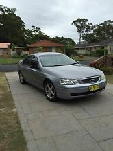 2002 ford falcon furtura Tuncurry Great Lakes Area Preview