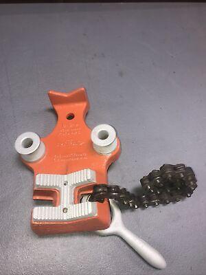 Ridgid Bc4 Pipe Bench Chain Vise 4