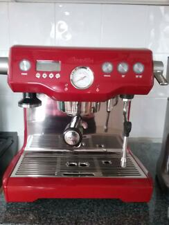 Breville Dual Boiler Coffee Machine