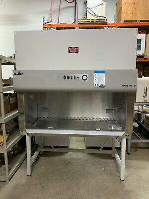 Nuaire Bio Safety Cabinet Bsc Class Ii A2 - Mn Nu S425 500 Series Sp Wstand
