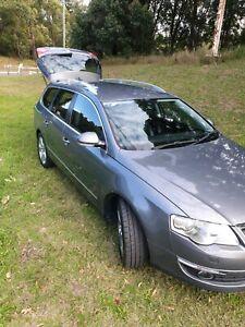 Vw Passat one owner 116750km swap/sell