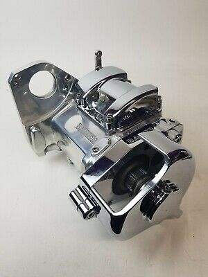 Baker 6 Speed Right Side Drive RSD Transmission Evo Softail Harley Chopper