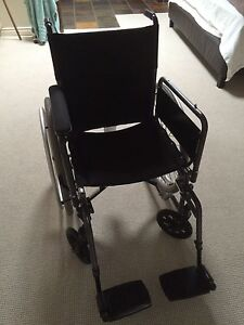 Wheelchair & shower chair Mount Coolum Maroochydore Area Preview