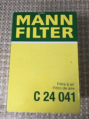 AIR FILTER FOR FORD MANN-FILTER C 24 041
