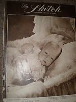 Photo Article Prince Charles As A Baby 1949 Ref K -  - ebay.co.uk