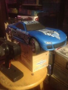 Hpi 4x4 drift car 100$