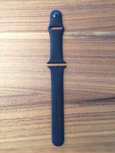Bracelet noir Apple Watch Band