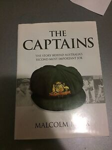 The captains by Malcolm Knox Augustine Heights Ipswich City Preview