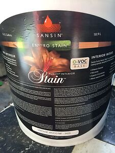 Stain for sale