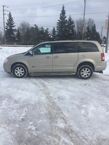 Chrysler Town & Country Wheelchair/Accessible Van