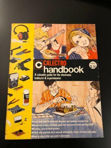 Calectro Handbook. Copyright 1973