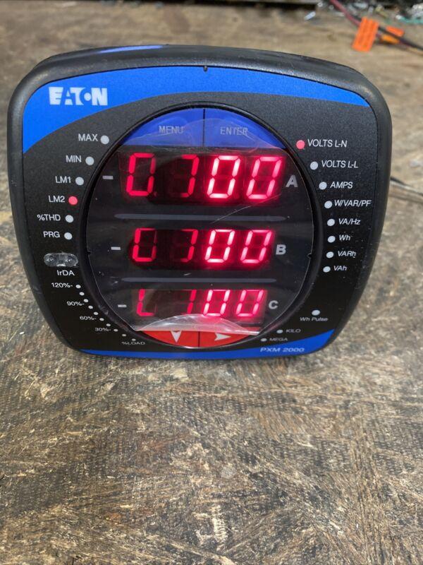 EATON PXM2290MA55405 Measuring Equipment Module Power Xpert Gateway.    MBP