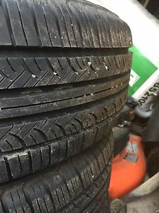 15 inch summer tires (like new)