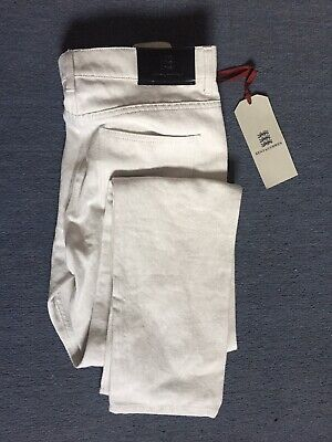 Kent & Curwen relaxed fit jeans, W30, Made in Italy, Bnwt, Rrp £195
