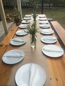 Extra long dining trestle table Yeerongpilly Brisbane South West Preview