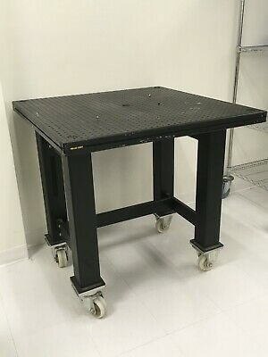 Melles Griot 36x36x2 Rollaround Optical Table
