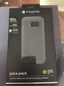 Mophie Juice Pack Wireless Samsung Galaxy S7