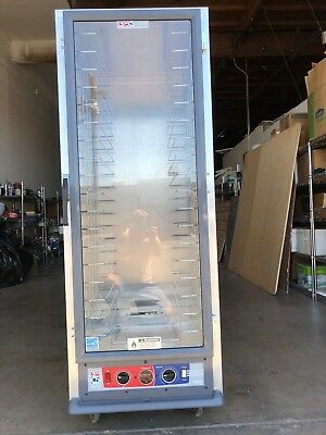 Metro C5 Series 1 Proofing Holding Cabinet Model C519-cfc-4 With Clear Door