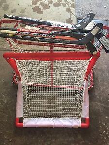 Mini sticks and nets