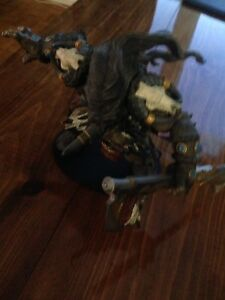 Collector figurine from World of Warcraft