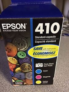 Epson 410 ink cartridges