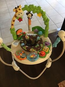 Baby activity jumper