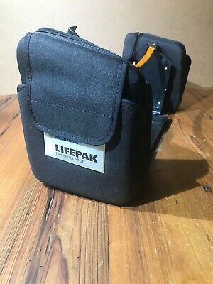 New Physio-control Lifepak 12 Defibrillator And Monitor Basic Carrying Case