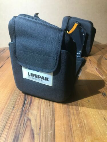 **NEW** Physio-Control LIFEPAK 12 Defibrillator and Monitor Basic Carrying Case