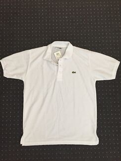 Men's Lacoste Polo Shirts Size Medium Indooroopilly Brisbane South West Preview