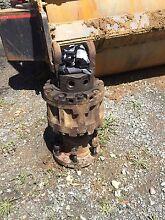 Excavator log grab rotation head Hobart CBD Hobart City Preview
