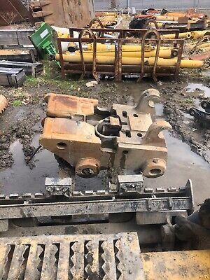 Excavator Hydraulic Quick Coupler
