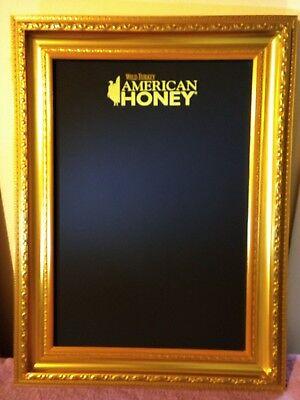 American Honey Whiskey - New Wild Turkey American Honey Whiskey Chalkboard Sign 24