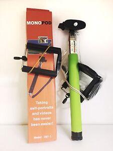 2 x Monopod set/ Selfie Sticks Fairfield West Fairfield Area Preview