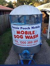 Aussie Pooch Mobile dog wash The Gap/ Ashgrove area Ashgrove Brisbane North West Preview