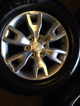 Ford ranger wildtrak wheels Welshpool Canning Area Preview