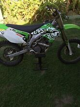 Kx450f 2008 Kirwan Townsville Surrounds Preview